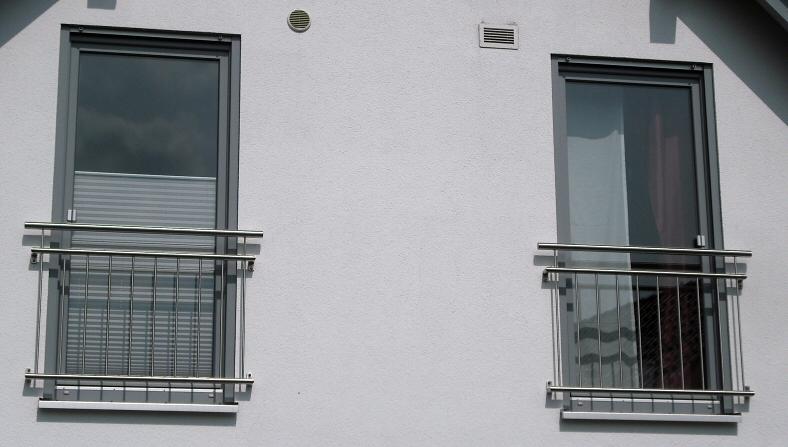 franz sicher balkon edelstahl. Black Bedroom Furniture Sets. Home Design Ideas